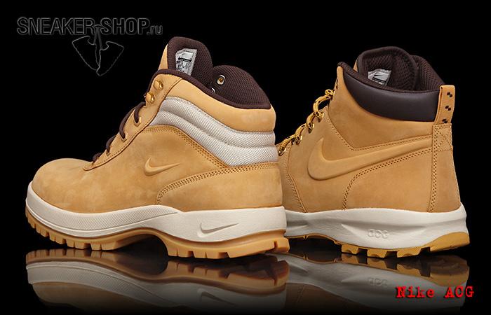 huge discount c6f94 0fb2c Nike Mandara (арт. 333667-721), Nike Manoa Leather (арт. 454350-700)