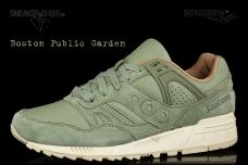 Saucony Grid SD -Boston Public Garden-