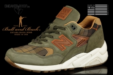 New Balance x Ball & Buck M585BB Sporting Gentleman Olive (Продано)