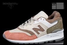 New Balance 997 Desert Heat Pack -MADE IN U.S.A.-
