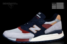 New Balance 998 Cowboy -MADE IN U.S.A.-