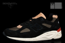 New Balance 990 V2 Desert Heat Pack -MADE IN U.S.A.-