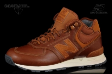 New Balance 574 Mid Leather