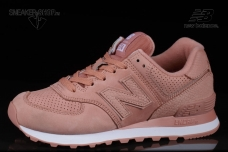 New Balance 574 Serpent Luxe Leather