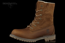 Timberland Women's Authentics Waterproof Fold-Down Boot