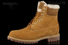 Men's 6-Inch Premium Waterproof Shearling Lined Boot (Продано)
