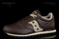 Saucony Jazz Low Pro Leather