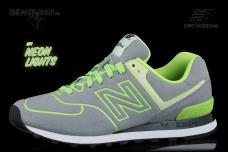 New Balance 574 NEON PACK