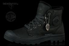 Pampa Hi Leather Gusset S Waterproof