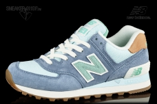 New Balance 574 Canvas Premium Cruisin (Продано)