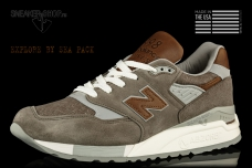 New Balance 998 -MADE IN U.S.A.-  EXPLORE BY SEA PACK