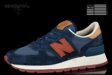 New Balance 990  -MADE IN U.S.A.- MID-CENTURY MODERN