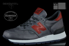 New Balance 990 -MADE IN U.S.A.- Horween (Продано)