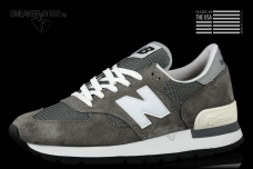 New Balance M990GRY  -MADE IN U.S.A.-