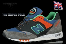 New Balance 577  -MADE IN UK- THE NAPES PACK (Продано)