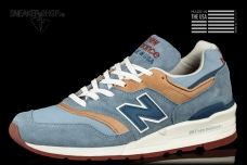 New Balance 997 -MADE IN U.S.A.- MID-CENTURY MODERN