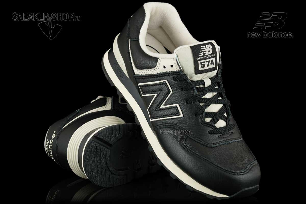 new balance ml574luc leather