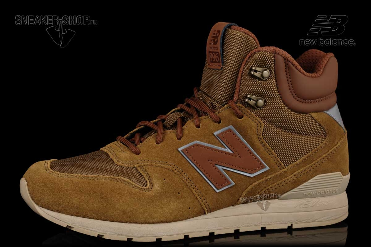 new concept a026e c0fcf Кроссовки New Balance MRH996BR Winter Sneaker Collection ...