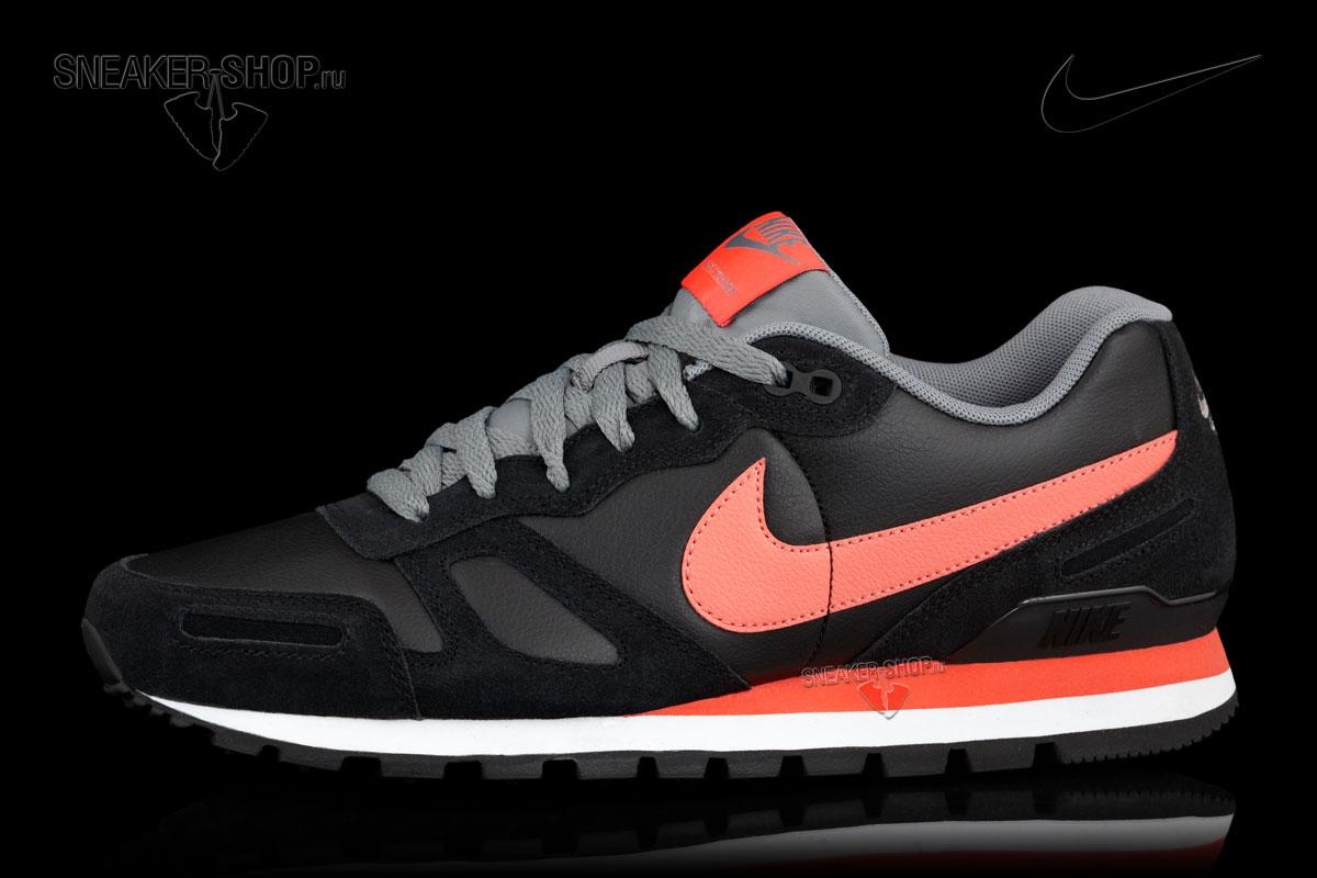 hot sale online fb278 54cd5 Кроссовки Nike Air Waffle Trainer Leather (арт.454395-061) купить в ...