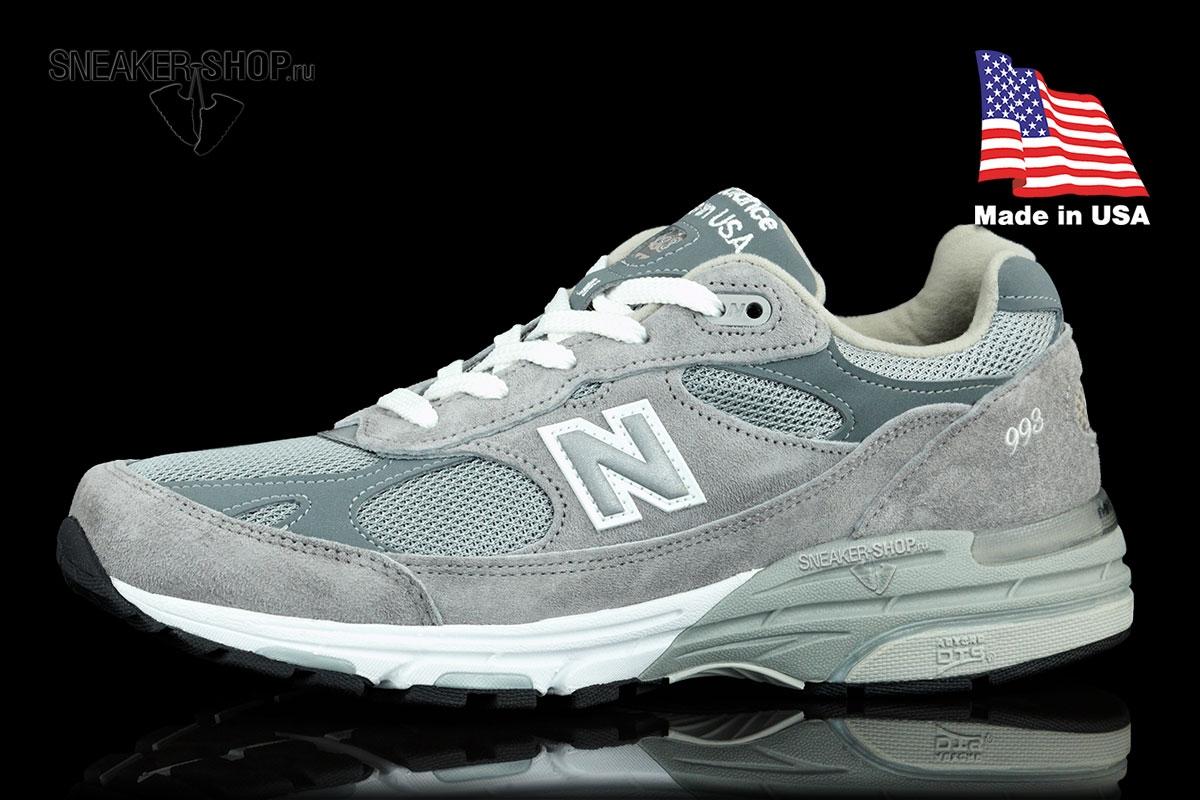Женские кроссовки New Balance WR993GL MADE IN U.S.A. купить в ... 13924c62cd8