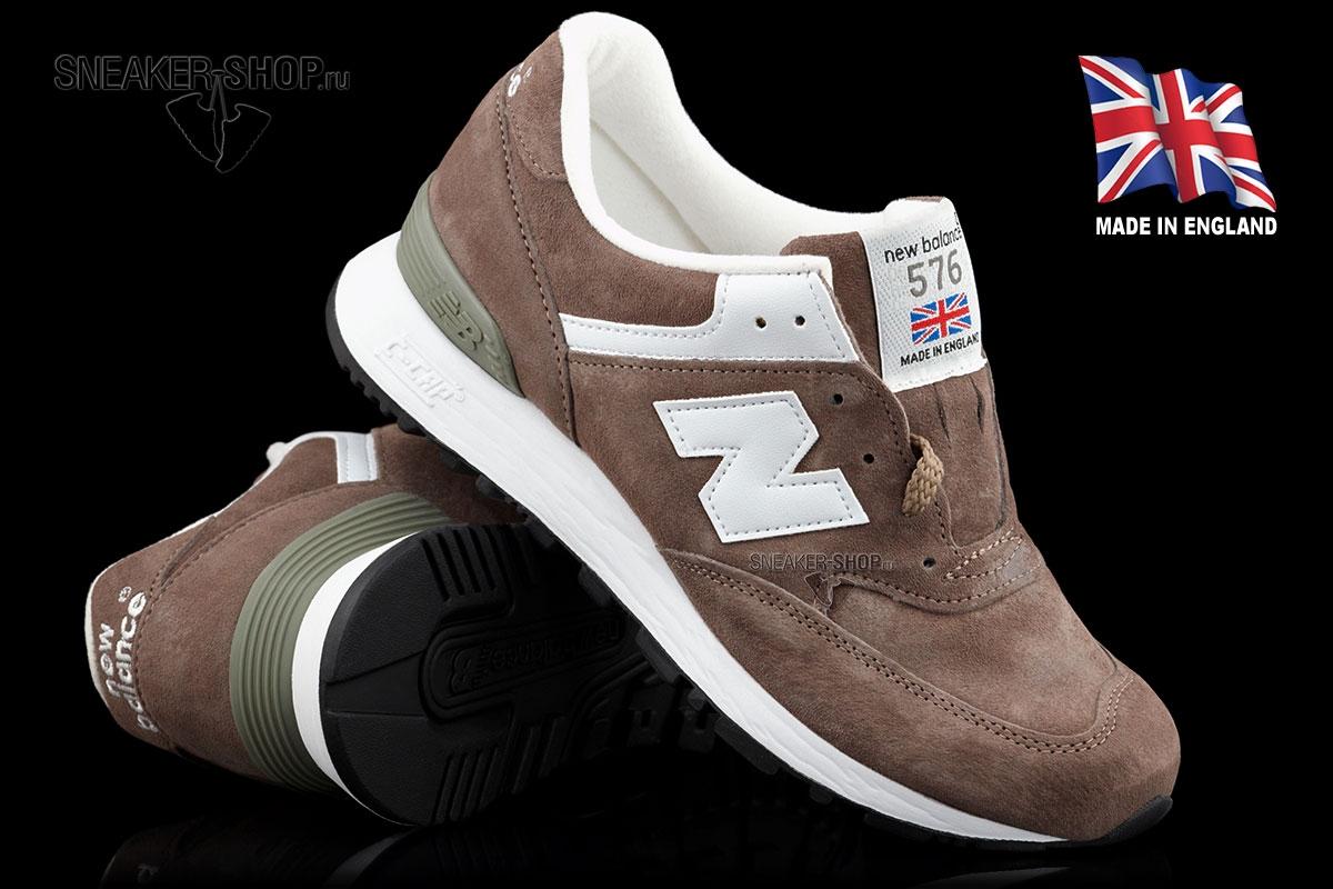 Мужские кроссовки New Balance 576 Made in England