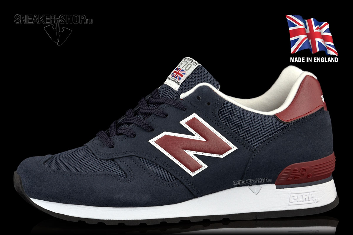 be031c7e597d Мужские кроссовки New Balance 670 Made in England