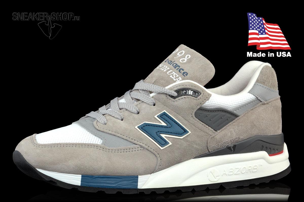 ca1b37b6 кроссовки New Balance M998RR MADE IN U.S.A. купить в интернет ...