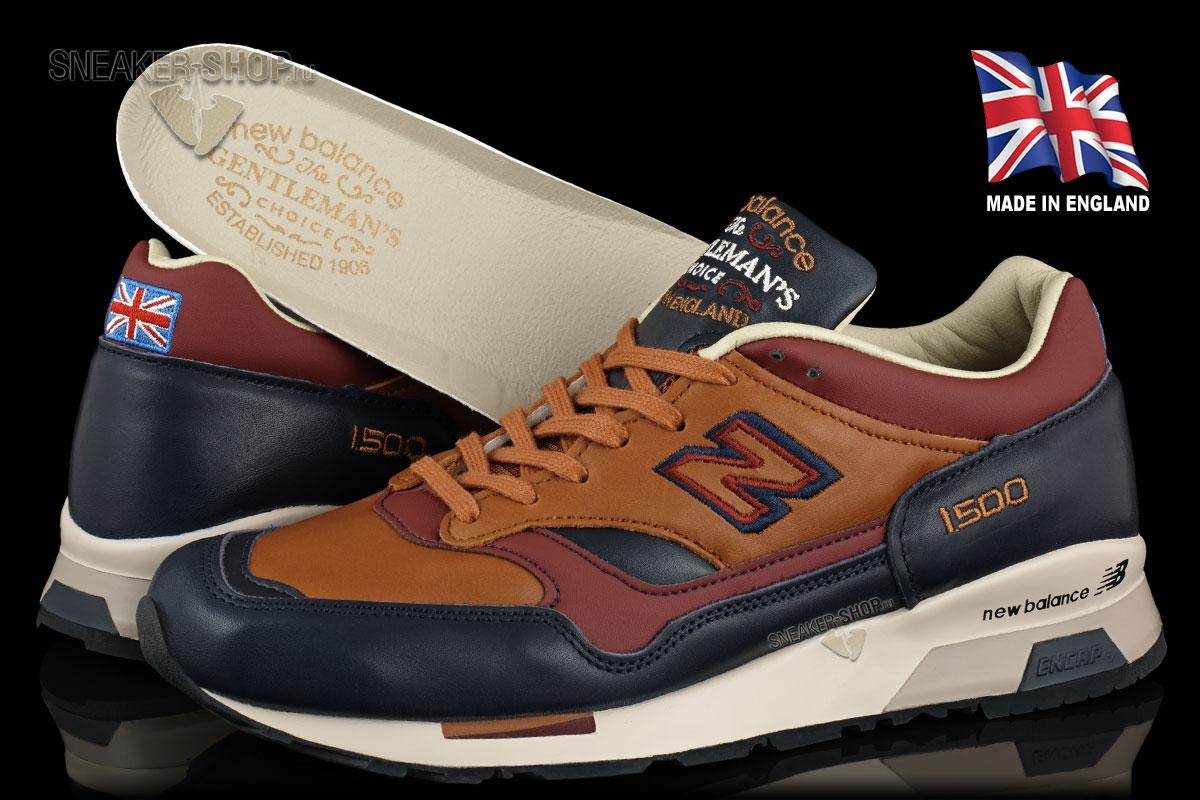 419c3b04 Кроссовки New Balance M1500GMN -MADE IN ENGLAND- Gentleman's pack ...