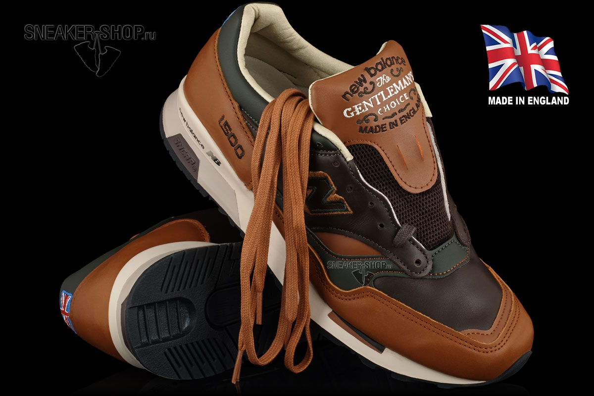 410b7d46 Кроссовки New Balance M1500GMB -MADE IN ENGLAND- Gentleman's pack ...