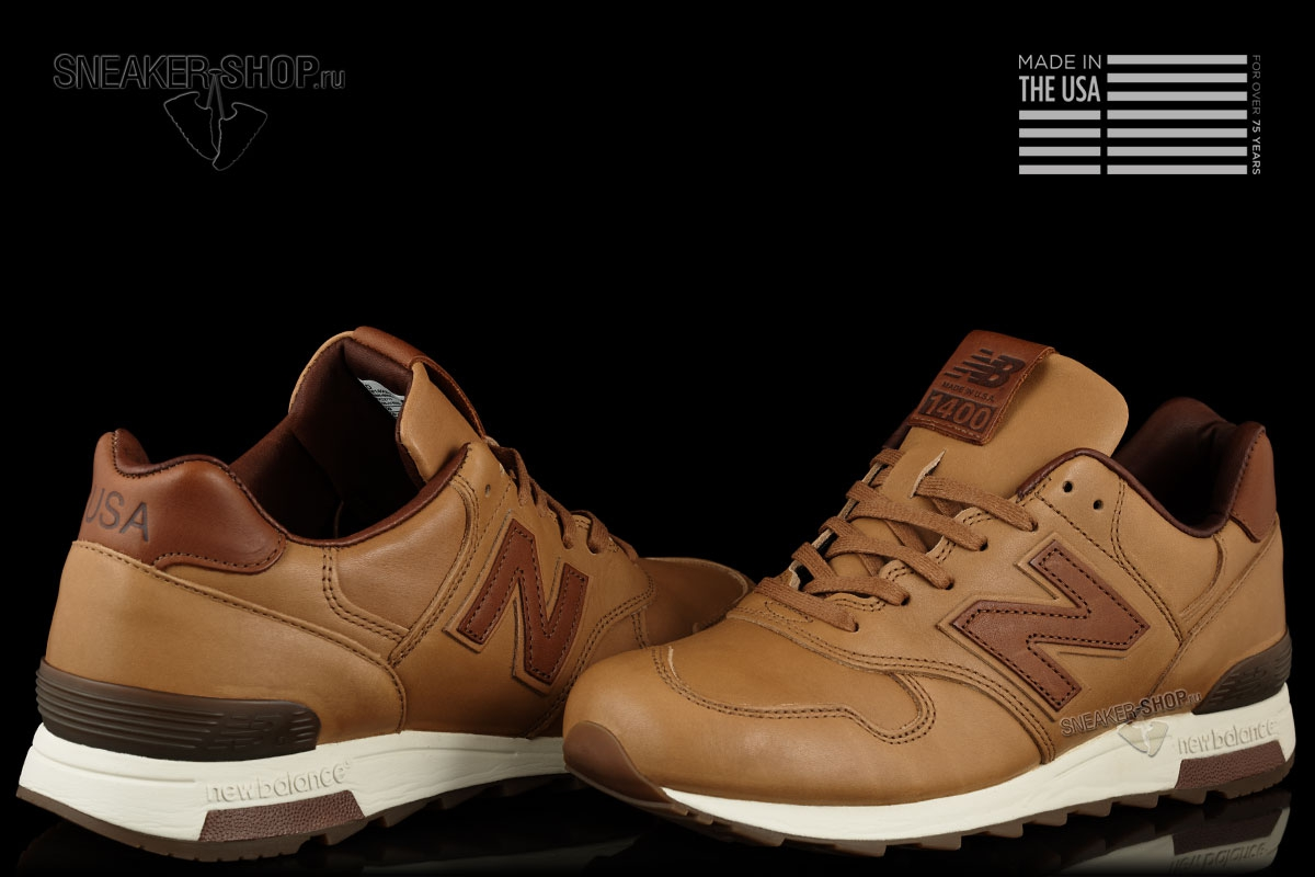 promo code 831a9 0086e Кроссовки New Balance M1400BH Horween THE C ROONERS ...