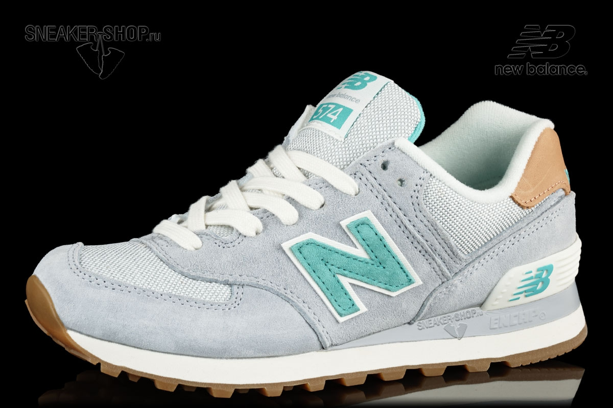 new balance 574 canvas premium cruisin