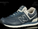 New Balance ML574LUB (W) Leather