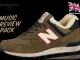 New Balance M576MOD Music Review Pack