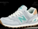 New Balance WL574BCB CANVAS
