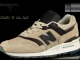 New Balance M997DSAI  EXPLORE BY SEA PACK